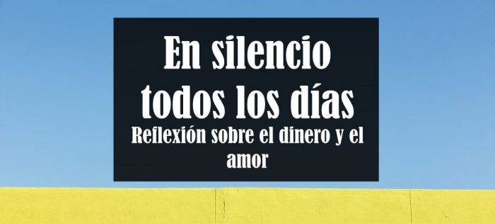 En silencio todos los días