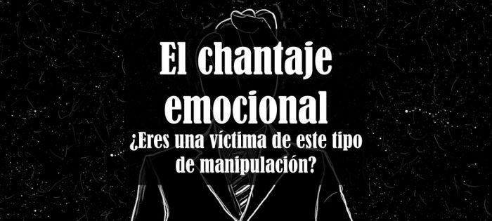 manipulación emocional