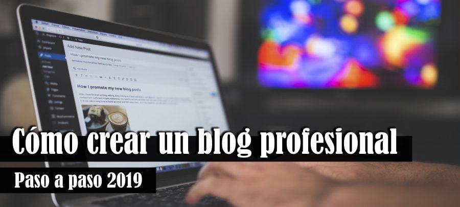 pasos para crear un blog personal